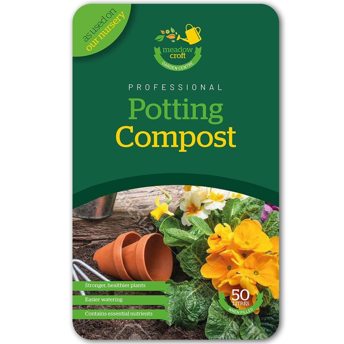 Meadow Croft Potting Compost 50L