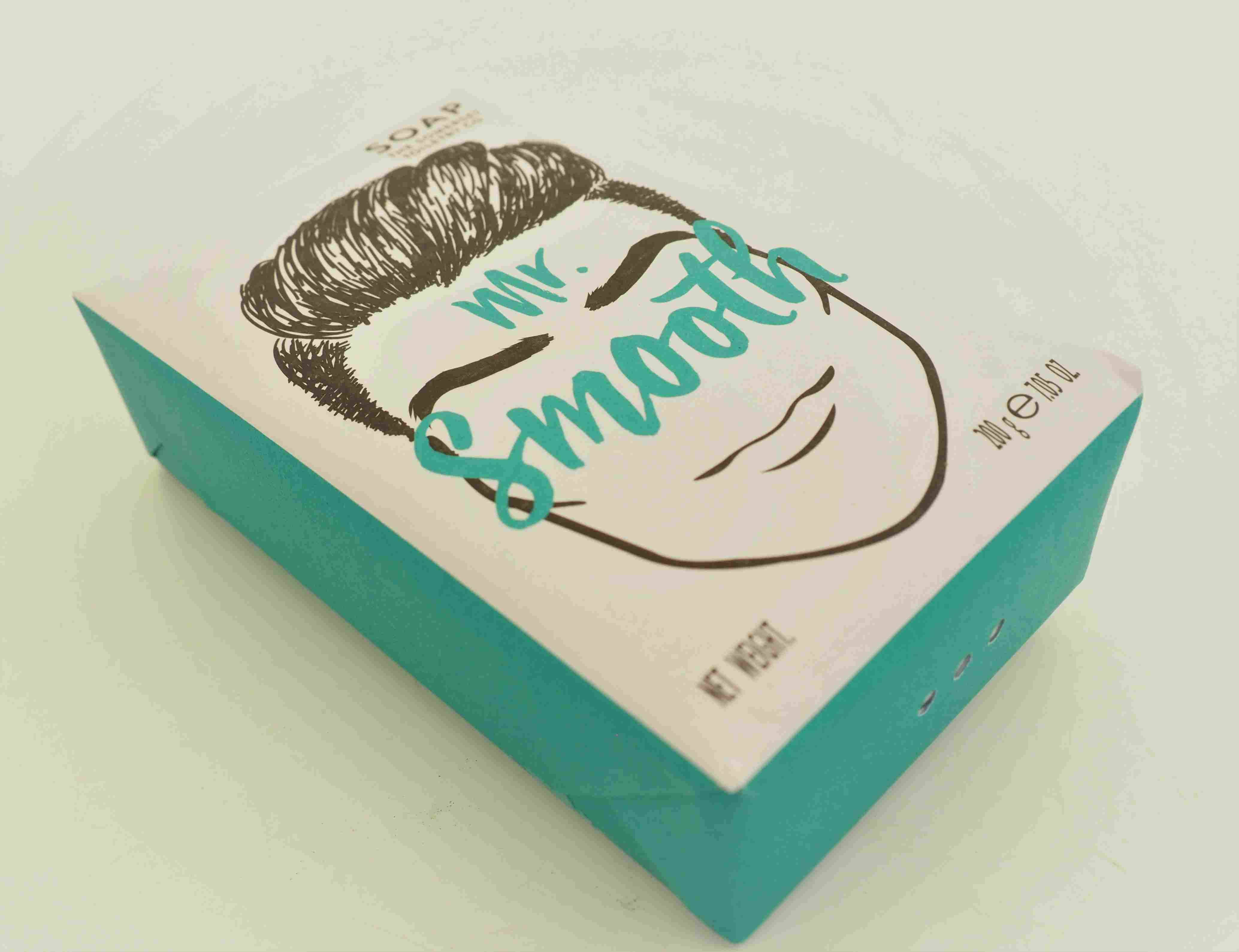 Mr Smooth Soap