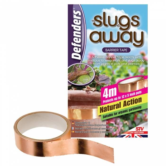 Slugs Away Barrier Tape - 4m